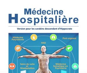 Médecine Hospitalière Version carabins descendants d'Hippocrate