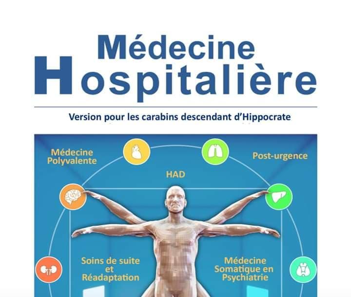 Médecine Hospitalière Version carabins descendants d'Hippocrate
